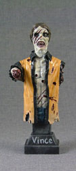 CS Moore The Walking Dead Vince Torso Statuette